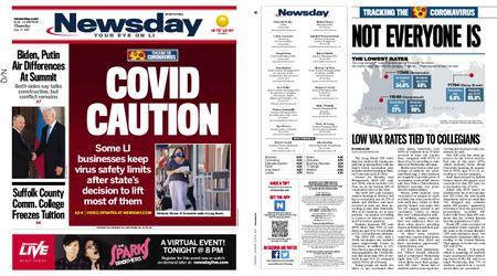 Newsday – June 17, 2021