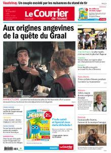 Le Courrier de l'Ouest Saumur – 19 juillet 2021