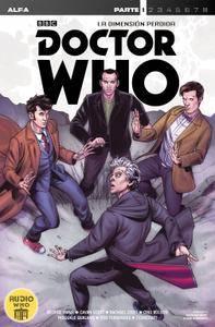 Doctor Who - La Dimensión Perdida #1 (2017)