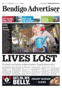 Bendigo Advertiser - June 5, 2018