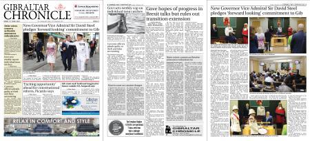 Gibraltar Chronicle – 12 June 2020