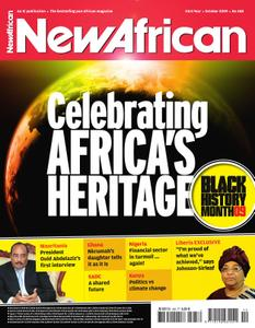 New African - October 2009