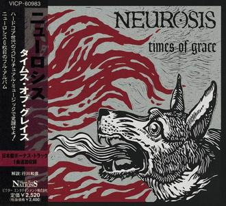 Neurosis - Times Of Grace (1999) [Japanese Edition]