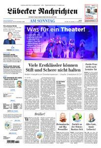 Lübecker Nachrichten Ostholstein Süd - 29. September 2019