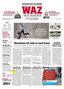 WAZ Westdeutsche Allgemeine Zeitung Oberhausen-Sterkrade - 27. Oktober 2018