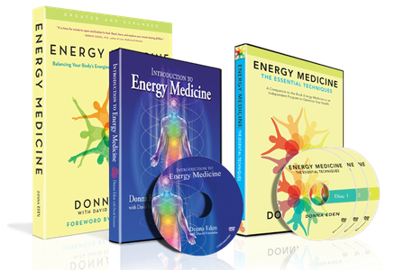 Donna Eden - Energy Medicine, The Essential Techniques