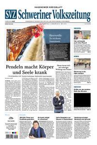 Schweriner Volkszeitung Hagenower Kreisblatt - 04. Januar 2019