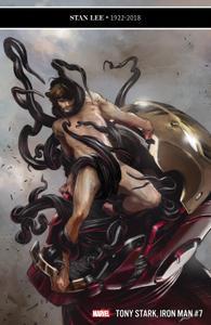 Tony Stark-Iron Man 007 2019 Digital Zone