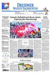 Dresdner Neueste Nachrichten - 28. August 2018