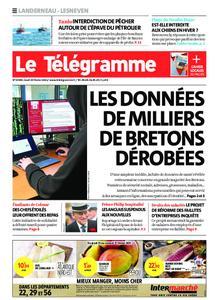 Le Télégramme Landerneau - Lesneven – 25 février 2021