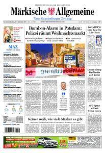 Neue Oranienburger Zeitung - 02. Dezember 2017