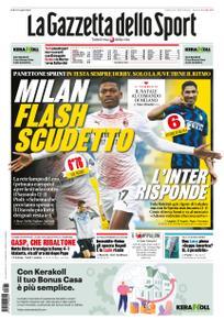 La Gazzetta dello Sport Roma – 21 dicembre 2020