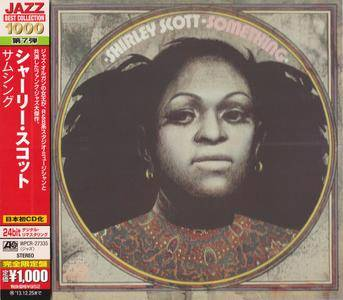 Shirley Scott - Something (1970) {2013 Japan Jazz Best Collection 1000 Series 24bit WPCR-27335}
