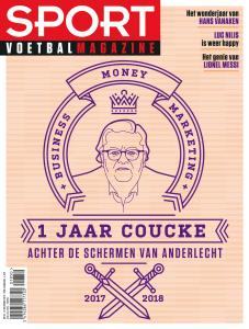Sport Voetbal Magazine - 12 December 2018