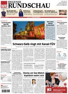 Westfälische Rundschau Siegen - 01. Juli 2019