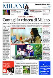 Corriere della Sera Milano – 17 marzo 2020