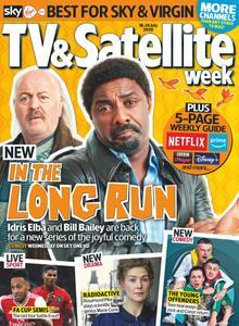 TV & Satellite Week - 18 July 2020