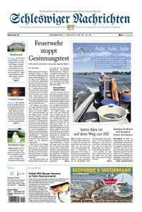 Schleswiger Nachrichten - 07. Juni 2018