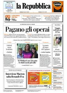 la Repubblica – 06 giugno 2019