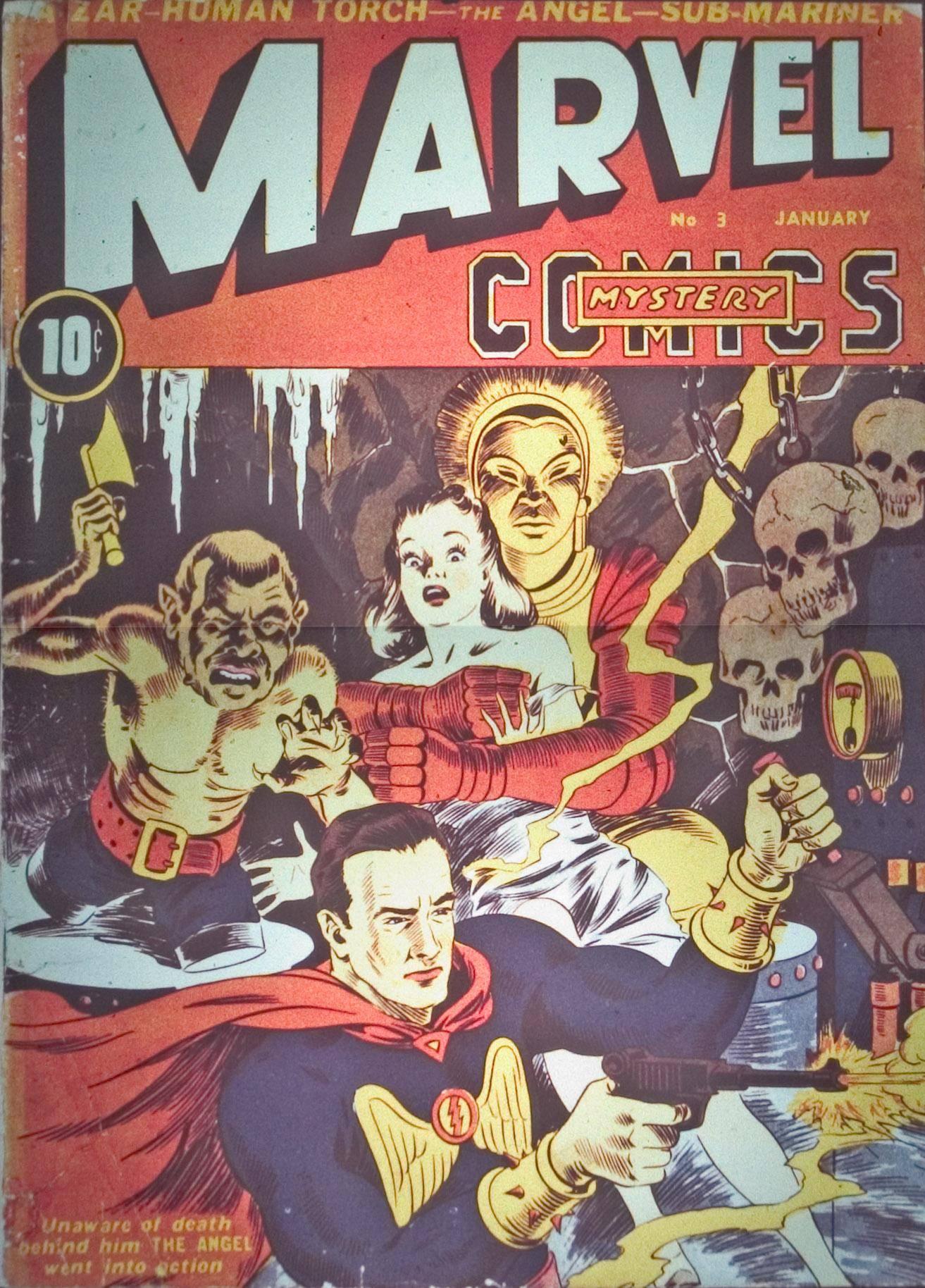 Marvel Mystery Comics v1 003