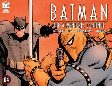Batman - The Adventures Continue 004 (2020) (Digital) (Zone-Empire