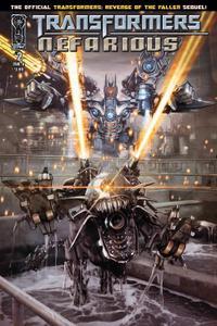 IDW-Transformers Nefarious No 02 2010 Hybrid Comic eBook