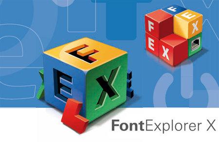 FontExplorer X Pro 5.5.0