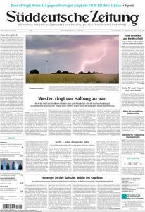 Süddeutsche Zeitung - 21 Juni 2021