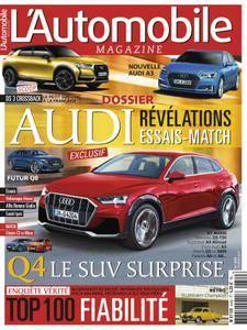 L'Automobile Magazine - février 2017