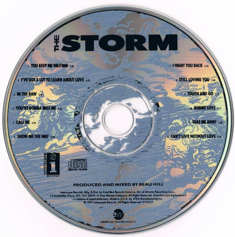 The Storm - The Storm (1991)