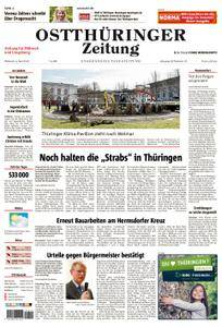 Ostthüringer Zeitung Pößneck - 04. April 2018
