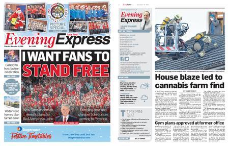 Evening Express – December 19, 2019