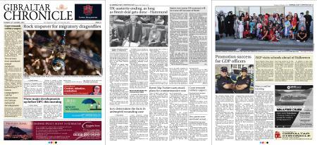 Gibraltar Chronicle – 30 October 2018