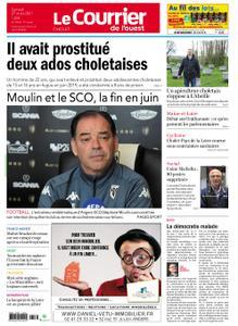 Le Courrier de l'Ouest Cholet – 27 mars 2021