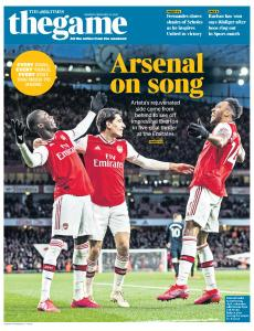 The Times - The Game - 24 February 2020