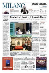Corriere della Sera Milano - 20 Febbraio 2018