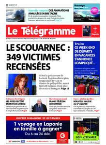 Le Télégramme Brest – 21 décembre 2019