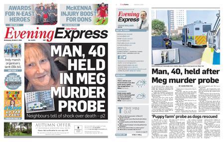 Evening Express – October 02, 2019