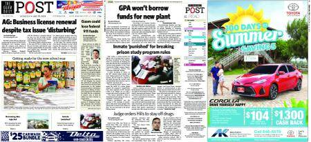 The Guam Daily Post – July 25, 2018