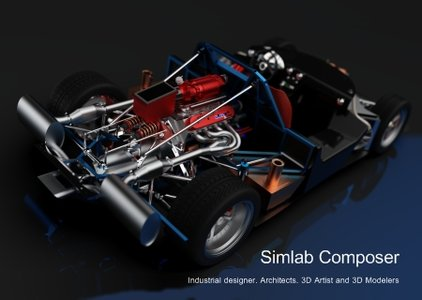 Simulation Lab Software SimLab Composer 9 v9.2.10 Multilingual