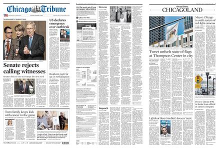 Chicago Tribune – February 01, 2020