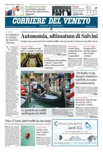 Corriere del Veneto Padova e Rovigo - 4 Aprile 2019