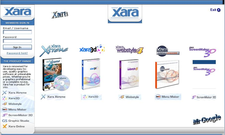 AIO_Xara_Products_All_In_One