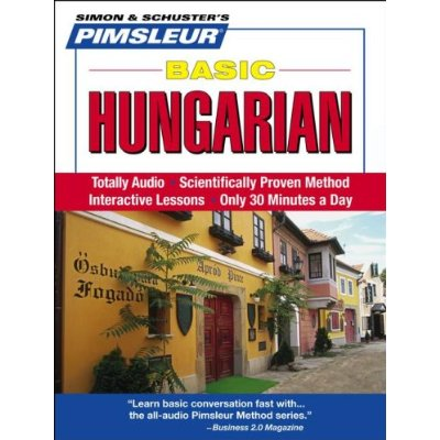 Pimsleur - Basic Hungarian (2008)