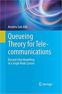 Queueing Theory for Telecommunications: Discrete Time Modelling of a Single Node System (Repost)