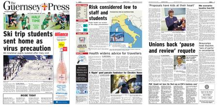 The Guernsey Press – 26 February 2020