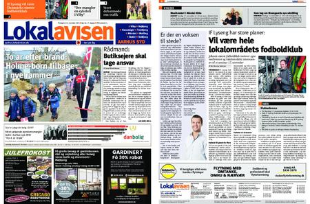 Lokalavisen Aarhus Syd – 12. november 2019