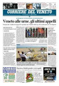 Corriere del Veneto Venezia e Mestre – 19 settembre 2020