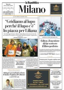 la Repubblica Milano - 12 Novembre 2019