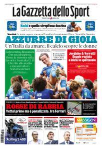 La Gazzetta dello Sport Sicilia – 10 giugno 2019